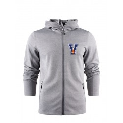 SWEAT SPORT ZIPPE CAPUCHE LAYBACK