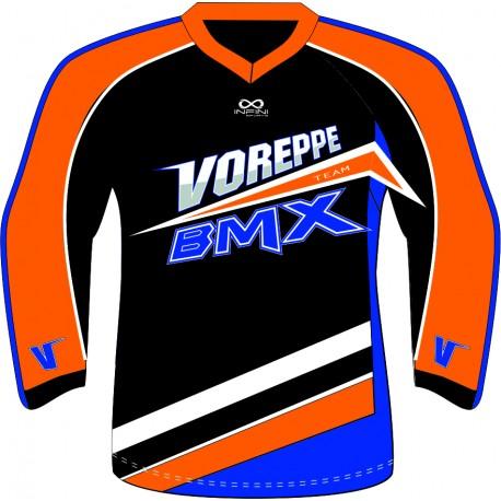 MAILLOT BMX VOREPPE